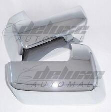 Chrome Mirror Covers FOR 2005 2006 2007 2008 2009 2010 2011 Jeep Commander