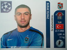 Panini 140 Burak Yilmaz Trabzonspor UEFA CL 2011/12