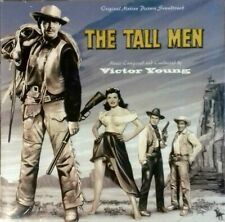 THE TALL MEN CD VICTOR YOUNG LIMITED EDITION 1500 SOLD OUT