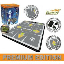 DDR Energy Premium Edition Super Deluxe Dance Pad for PS2 Xbox PC Wii