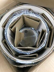 "Mapex Armory 5pc Drum Set Shell Pack 22"" Ultramarine AR529SCUM Please Read"