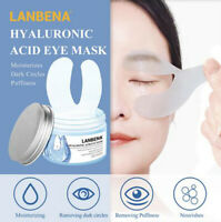 LANBENA Retinol Hyaluronic Acid U Shape Eye Care Mask Anti Aging Lines Puffiness