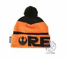 New Star Wars Rebel Pom Cap Winter Mens Hat Beanie