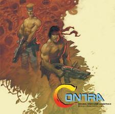 Contra - Game Score - Gatefold Vinyl - Limited Edition - Konami Kukeiha Club