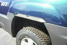 "For Chevy Avalanche 2002-2006 QMI 145015 Stainless Steel 2"" Fender Trim"