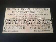 The Round Room Rotunda Hospital Theatre Ireland - The Talk of Dublin! Print