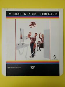 Mr. Mom CED Capacitance Electronic Disc System 1984