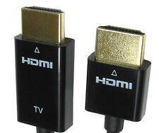 3m AKTIV 18 Gbps super schmal kleiner Kopf HDMI Kabel Blei 1080P 4K 2K ARC