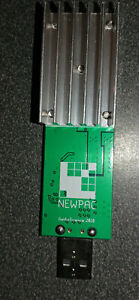 GEKKOScience NEWPAC 2xBM1387 BITCOIN MINER SHA256 23GH/s Crypto Miner