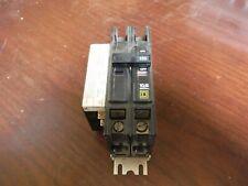 Square D Qou21001042 2 Pole 100A Shunt Trip 24V Circuit Breaker