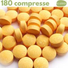 BioSuperfoods MultiVitaminico 180 caps 100% Vitamine A B C D E Alto Dosaggio Veg