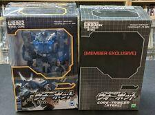 Transformers Fansproject Steel Core & Trailer (WB002)(WB002ex) CIB