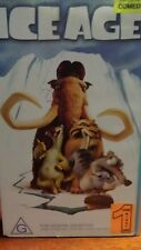 Ice Age DISNEY VHS VIDEO - FAST POST