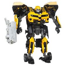Transformers Mechtech Deluxe Cyberfire Bumblebee Action Figure New / Sealed