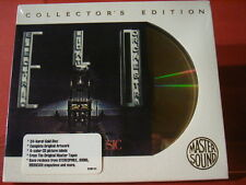 """ELECTRIC LIGHT ORCHESTRA """" FACE THE MUSIC """"(SONY-24KARAT-GOLD-CD/FACTORY SEALED)"""
