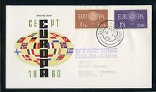 IRLAND Nr.146-147 SCHMUCK-FDC EUROPA-CEPT ME 50,-++ !!! (129622)