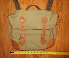 Vintage ll bean messenger bag