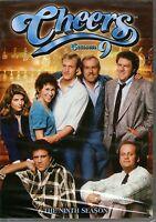 CHEERS Ninth Season 9 -5 DVD Box SET-R1-BRAND NEW-Still Sealed