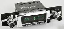 1960-1963 Chevy Truck AM/FM Radio Retrosound Bluetooth IPOD Aux USB port Hermosa