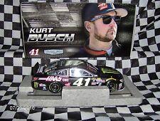 2016 Kurt Busch Monster/HAAS Automation 1/24th.