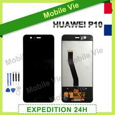 Écran LCD avec Vitre Tactile et Outils pour Huawei P10 - Noir
