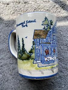 coffee mugs thousand island park