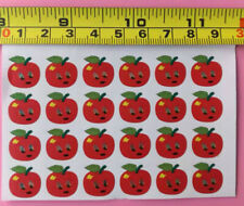 D9 Sticky paper Chinese gift Child sticker Child reward fruit apple smiling star