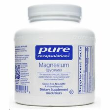 Magnesium (glycinate) 120 MG 180 Vcaps by Pure Encapsulations