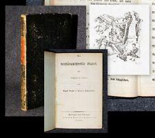 1826 Platen August von Die verhängnißvolle Gabel Ein Lustspiel