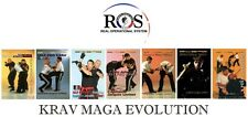 Pro Krav Maga Evolution Real Operational System S.P.K  7 DVD SET