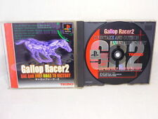 GALLOP RACER 2 Item Ref/cbb PS Playstation PS1 Import Japan Game p1