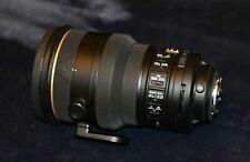 Nikkor AF-S 200mm f/2 G ED VR IMMACULATE CONDITION