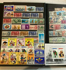 48 Excellent Mint DOMINICA Stamps Nice Lot