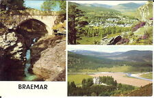 Scotland: Braemar - Multiview - c. 1970s