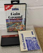 Gain Ground Sega Master System