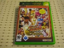 Street Fighter Anniversary Collection für XBOX *OVP*