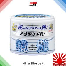 Soft99 Mirror Shine Light Wax Fast delivery! NO IMPORT DUTY within EU! JDM