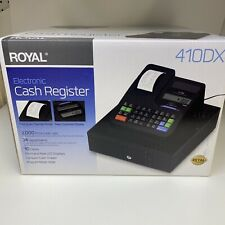 In Hand Royal 410dx Electronic Cash Register Brand New