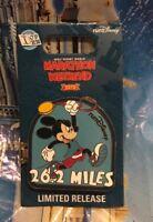 Run Disney 2019 Walt Disney World Marathon Weekend Mickey LR I Did It Pin 26.2