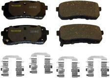 Disc Brake Pad Set-Total Solution Ceramic Brake Pads Rear Monroe CX1302