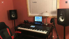 Korg Kronos X 73 Keyboard Synthesizer Workstation - Black