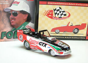 John Force GTX 8x Champ 1999 Ford Mustang Pedal Car Action / Lionel ARC 1:43 99