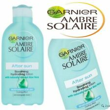 GARNIER AMBRE SOLAIRE AFTER SUN LOTION SOOTHING HYDRATING LOTION ALOE VERA 200ML