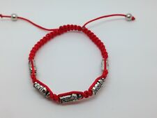 Red cod Bracelet San Jude Charms Protection