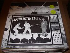 """PHILISTINES JR sci fi song ( rock ) - 7"""" / 45 - picture sleeve - uk -"""