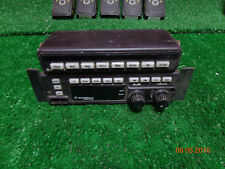 Motorola spectra VHF Mobile Radio A4 control head with SYS9000 P. Address #B08
