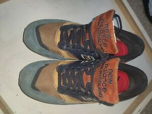 New Balance 1500 YP Yard Pack UK 8 Rare Made In England 80s Casuals OG ultras