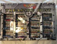 Hot Wheels 1999 JC Penny Treasure Hunt Set with white shipping box