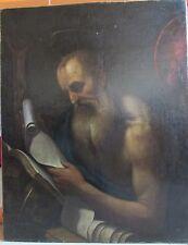 Girolamo del Pacchia: San Girolamo (in atto di leggere la 'vulgata')