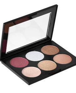 Sephora Collection Metallic Pigment Palette NEW Eye Shadow Highlight Blush